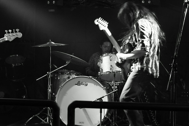 ROUGH JUSTICE live at Outbreak, Tokyo, 27 Jul 2012. 174