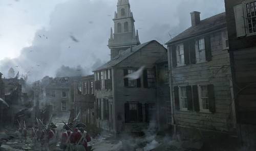 Assassins Creed 3 New York Multiplayer