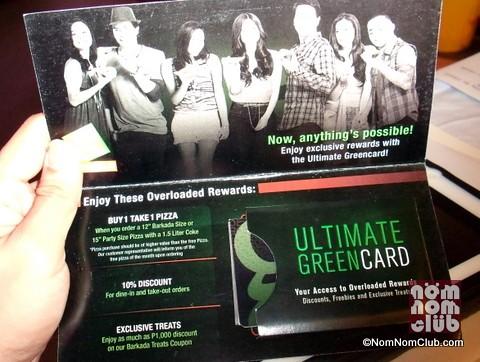 Greenwich Ultimate Greencard
