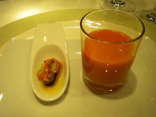 gazpacho y mejillon 32