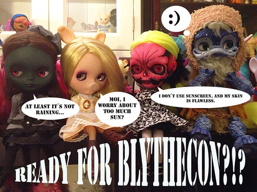 Ready for blythecon 2012 by GrenadineSupreme