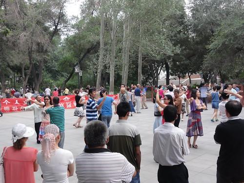 Renmin Park (People's Park), Urumqi, China