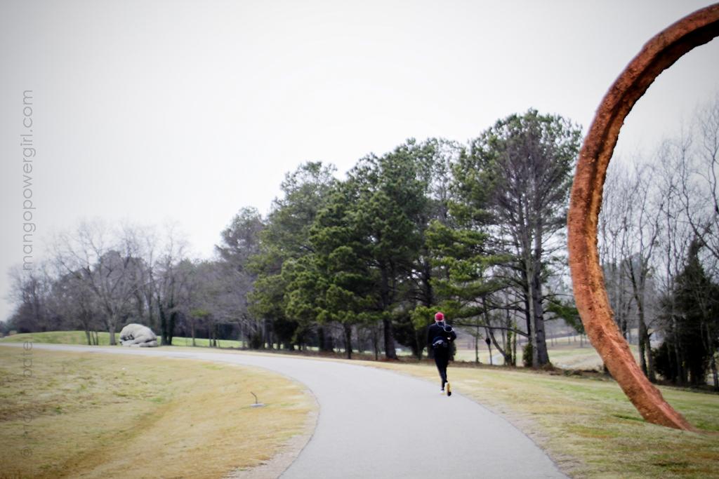 sayre gyre jogger