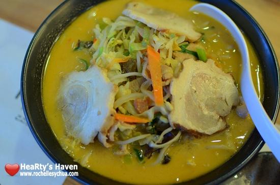 Kokoro Ramenya Spicy Soup