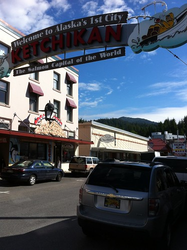 Ketchikan - Big Sign