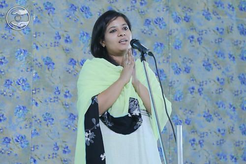 Manish from Chhattarpur expresses her views