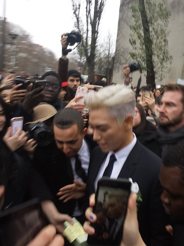 TOP - Dior Homme Fashion Show - 23jan2016 - sarahid90 - 13