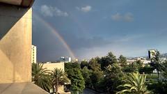 Doble arcoíris este sábado por la tarde sobre la Zona Industrial de #Guadalajara.  #enguadalajara #guadalajaramx #guadalajarajalisco #paisaje #landscape #landscape_captures #pasionxmexico #mexicolors #everydaylatinamerica #worldunion #wu_mexico #igersgdl