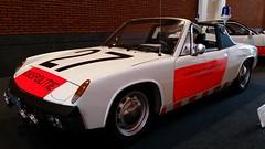1972 Porsche 914/6 Targa ALEX 12.27