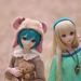 Miku (DD Miku Hatsune) & Sheryl (DD Sheryl Nome) @ Darek by Naeko.B ⚓