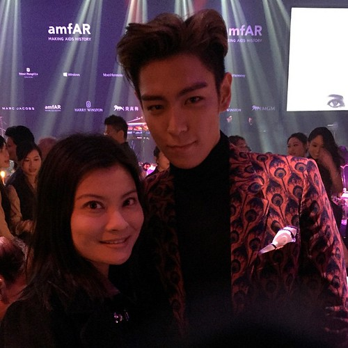 TOP - amfAR Charity Event - 14mar2015 - camytong - 01