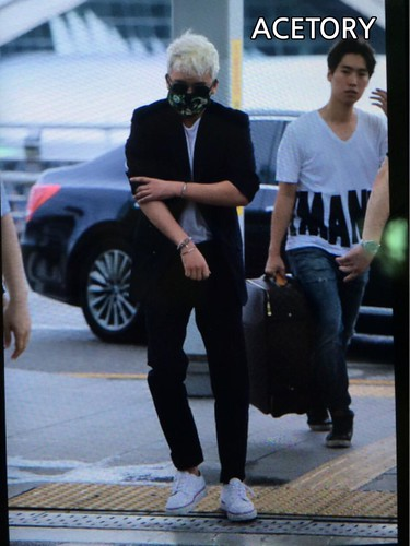 Big Bang - Incheon Airport - 26jun2015 - Acetory - 01