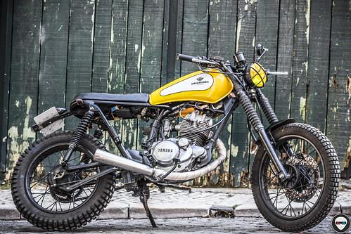 CUSTOM MOTORCYCLE | LISBOA, PORTUGAL