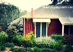 Gardener's cottage, Beaumont House