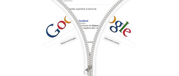 Google cremallera [facilware]