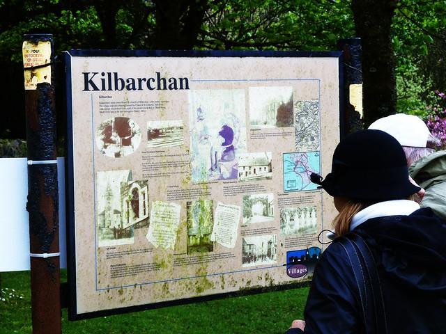 Information Board, Kilbarchan