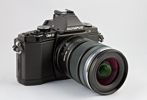 OM-D E-M5 with 12-50mm Zoom