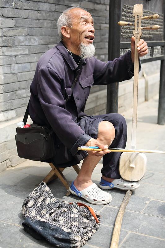 Blind Soloist