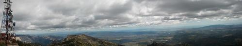 Panorama Mont Caro