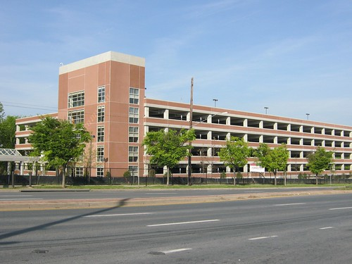 Glenmont Parking Garage