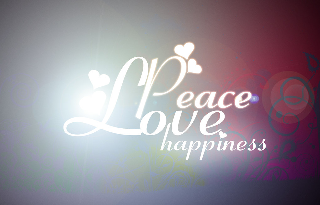 Peace Love And Happiness Quotes Interesting Niazbosv's Most Interesting Flickr Photos  Picssr