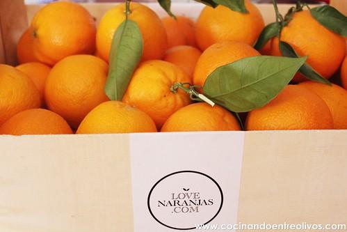 Flan de naranja (2)