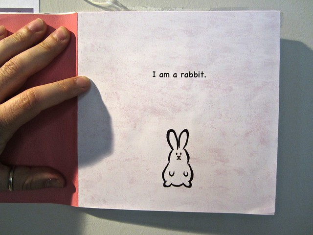 I am a rabbit / Nika Matsumoto (BCBF 2012). 3