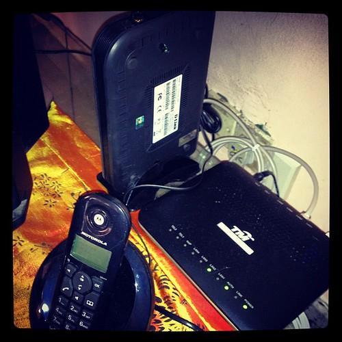 P1 Fiber. Same equipment as Unifi