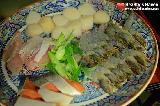 Yurakuen Seafood