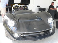 Gardner Douglas Sports Cars GD T70 Spyder 2011 black v