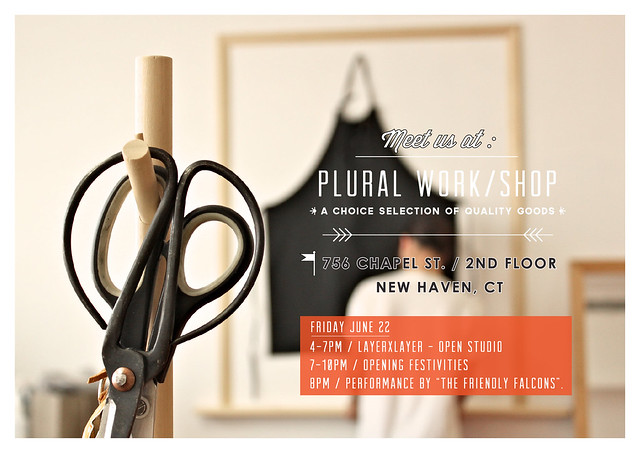 PLURAL WORK/SHOP INVITE