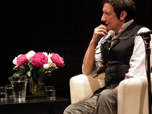 Robert Lepage Interview At Berkeley Theatre. Luminato 2012 (Toronto, Canada)