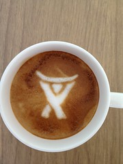 Today's latte, Atlassian.