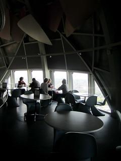Atomium restaurant