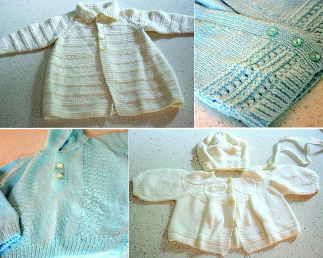 Grammy's baby knits