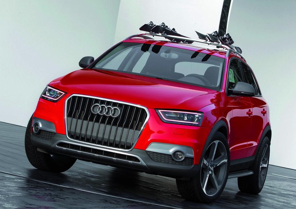 2008 Audi Q3 Vail Concept Car Pictures