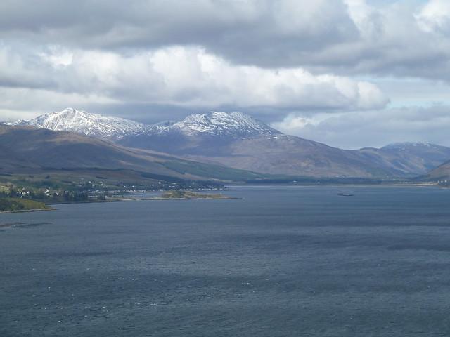 Loch Carron, Highlands