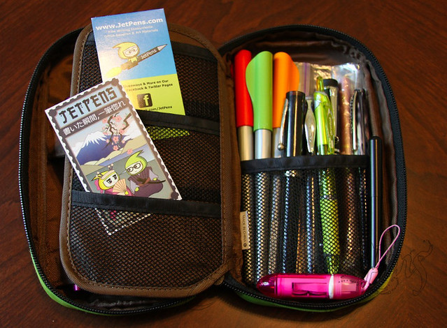 Lihit Lab Pencil Case Full