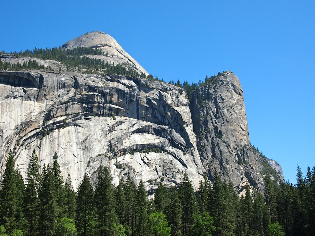 Royal Arches, Yosemite National Park