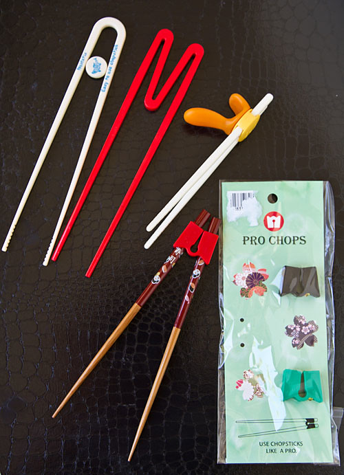 kid's trainer chopsticks