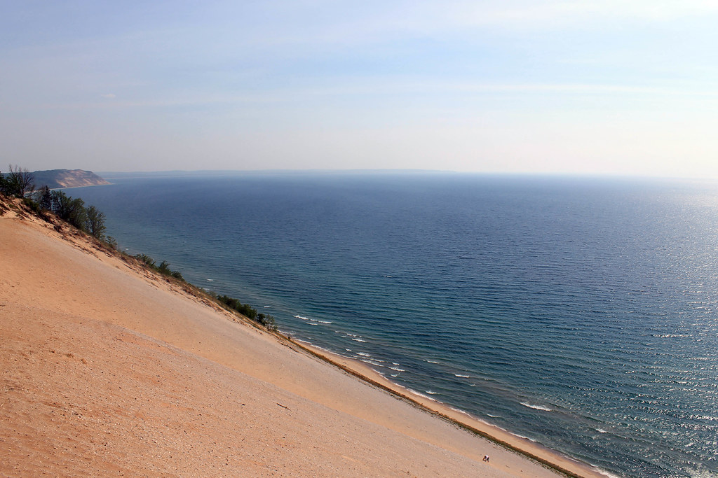 Sleeping Bear Dunes - Traverse City Celebration: Part Two | Wading in Big Shoes