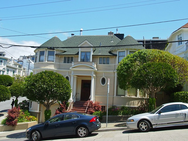 Mrs. Doubtfire House, San Francisco