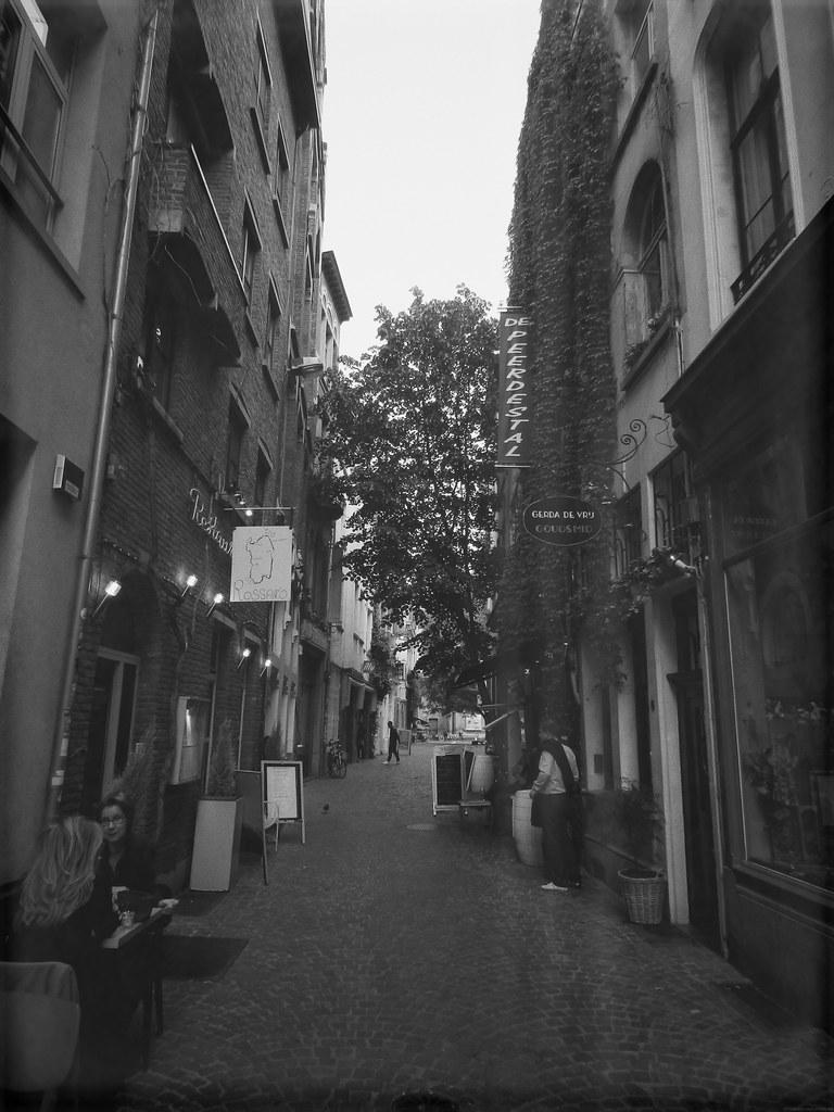 Antwerpen Wijngaardstraat, el corazón de Amberes - 7273844346 2ae2c62be9 b - Wijngaardstraat, el corazón de Amberes