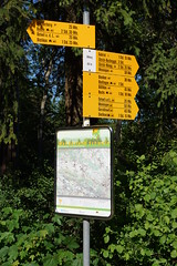 Wegweiser, Altberg 631m
