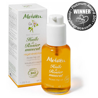 melvita rose hip oil