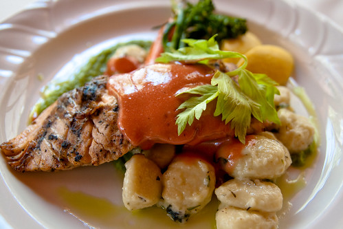 Wild Salmon at TradeWinds
