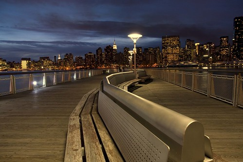 Gantry Park, Queens, New York City
