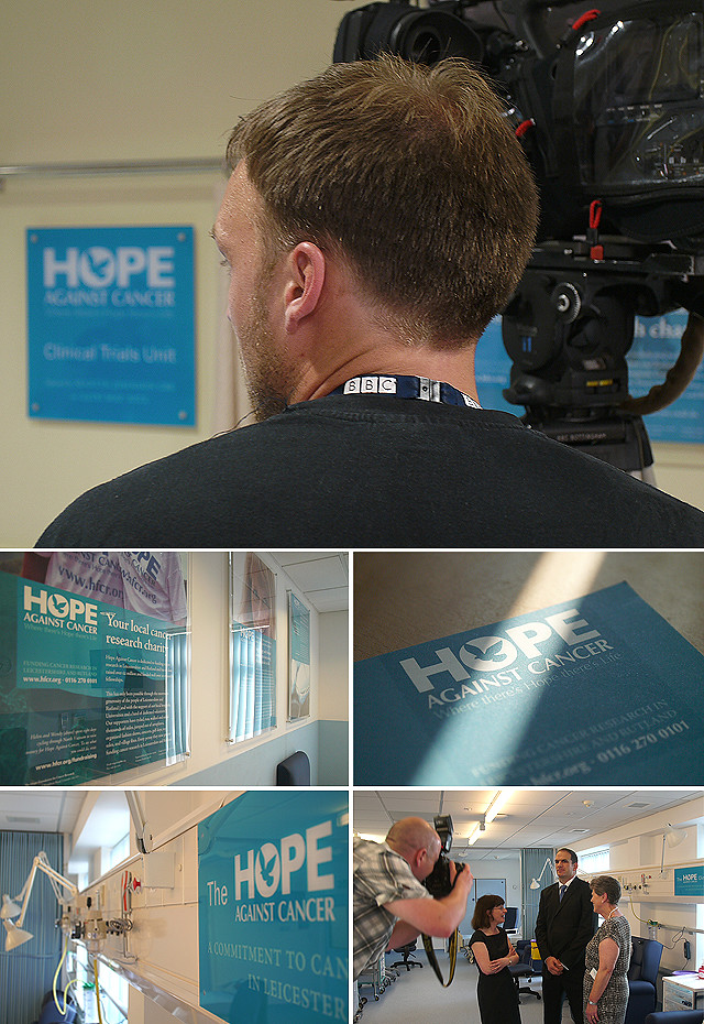 Hope Research Lab Opening
