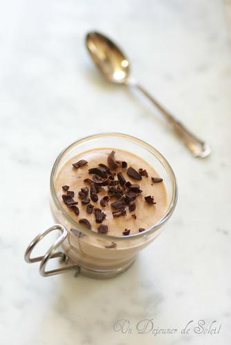 Coviglia al cioccolato - Chocolate semifreddo