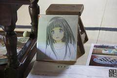千反田えるさんの肖像画w